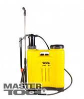 MasterTool  Опрыскиватель гидравлический ранцевый 16 л, штанга 115 см, Арт.: 92-9416