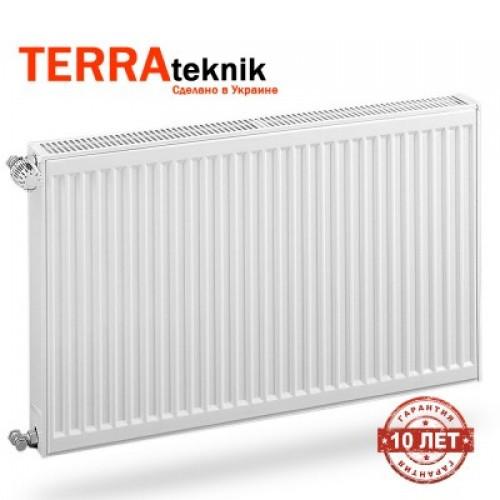 Terra Teknik 22 тип 300*1000 - Стальной радиатор с боковым подключением