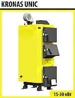 KRONAS UNIC 30 кВт - Твердотопливный котел