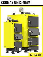 KRONAS UNIC NEW 27 кВт - Котел твердотопливный