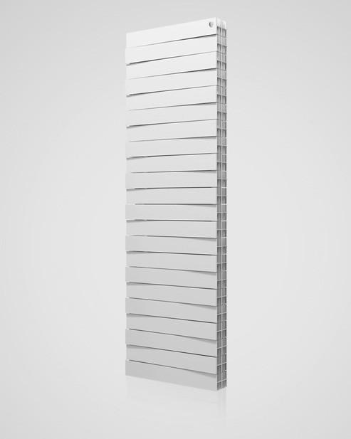 Piano Forte Tower 18 секций BIANCO TRAFFICO - Радиатор биметаллический