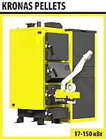 KRONAS PELLETS 98 кВт - Котел твердотопливный (пеллетный)