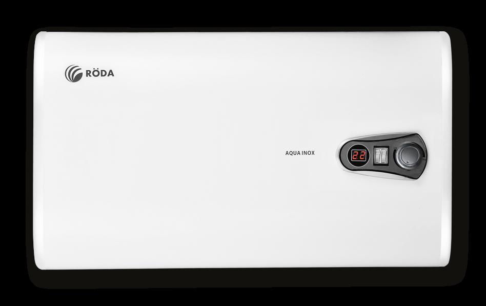 Водонагрівач RODA Aqua INOX 50 НМ горизонтальний