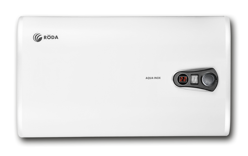 Водонагрівач RODA Aqua INOX 80 НМ горизонтальний