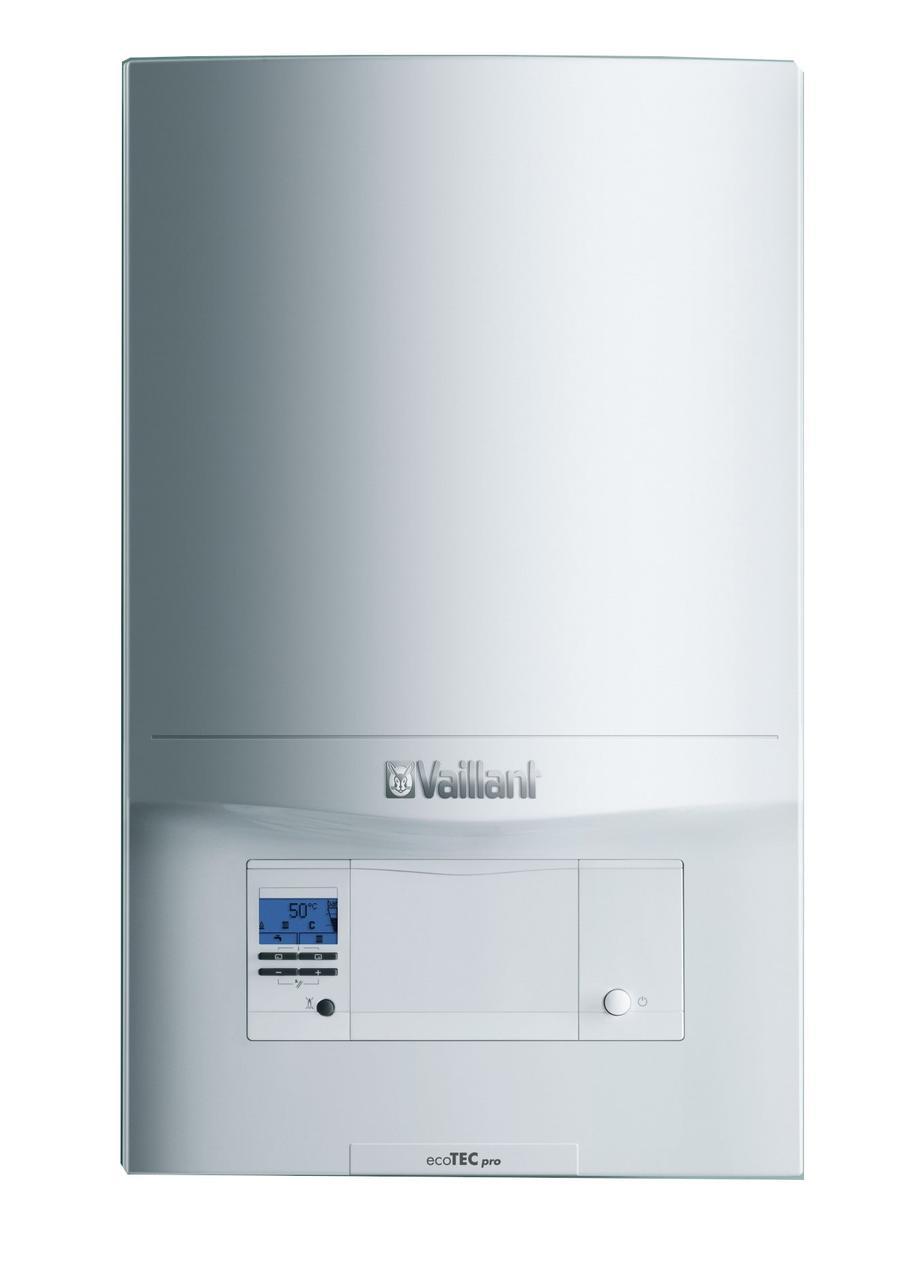 Vaillant ecoTEC pro VUW INT 346/5-3 - Котел конденсационный двухконтурный