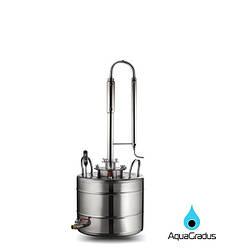Дистиллятор AquaGradus Компакт - комплект 25 литров