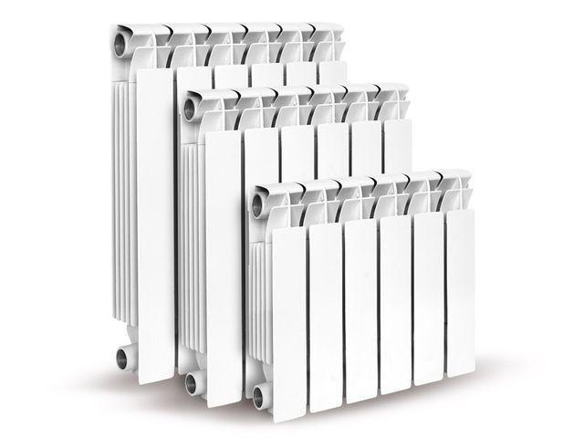 Mirado 500х96 - Радиатор алюминиевый