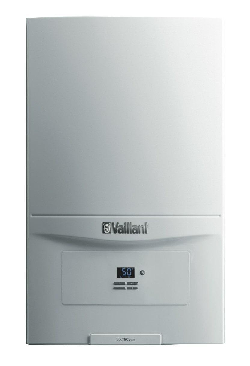 Vaillant ecoTEC pure VUW 246/7-2 - Котел конденсационный двухконтурный