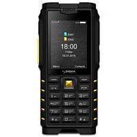 Мобильный телефон Sigma X-treme DZ68 Black Yellow (4827798466322)