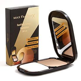 Пудра Max Factor X Facefinity Compact Foundation SPF20 тон №01 Porcelain
