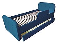 Детская мягкая кровать Teddy + ящик 800*1700 мм TM Viorina Deko