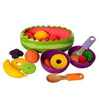 Продукты 2105F (Фрукты) тарелка 3шт, кухонные принадлежности