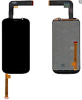 HTC Amaze 4G  X715e Дисплей с сенсорным экраном черный, фото 1
