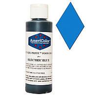 """Electric blue /Электрический синий """"Америколор"""" 20гр. (гелевый краситель на водной основе)"""
