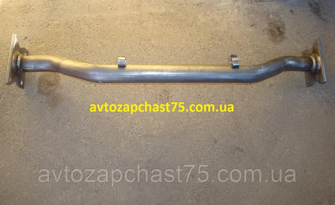 Поперечина рамы Газель, Газ 3302, труба №1 (производитель Газ, Россия)