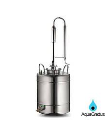 Дистиллятор AquaGradus Компакт - комплект 35 литров