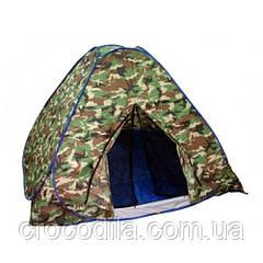 Палатка автомат четырехместная Lanyu ly 1623b   250*250*180 см