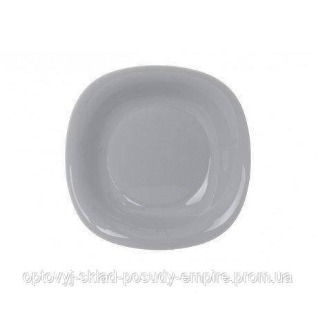 Тарілка глибока 21 см Carine Granit Luminarc