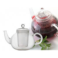 Чайник заварочный Berghoff 1 л. стеклянный, фото 1