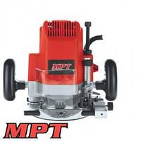 MPT  Фрезерная машина PROFI 1800 Вт, 23000 об/мин, цанга 6-12 мм, ход фрезы 50 мм, аксесс. 9 шт, Арт.: MRU1205