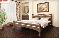 Кровать деревянная Даллас Мебигранд