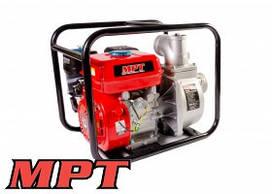 MPT  Мотопомпа бензиновая 4-х тактная 5200 Вт/7 л.с., 212 см. куб., вход/выход 80 мм, 60 м. куб/час, Арт.: MGWP80