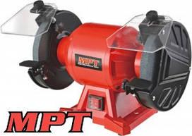 MPT  Точильная машина PROFI 150*12,7 мм, 250 Вт, 2950 об/мин, медная обмотка, Арт.: MBG1503