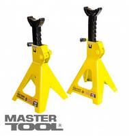 MasterTool  Подставки автомобильные регулируемые 3 т, 295-425 мм, Арт.: 86-4301