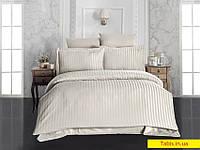Евро комплект постельного белья ST-1001, наволочки 4 шт, постельное белье премиум класса