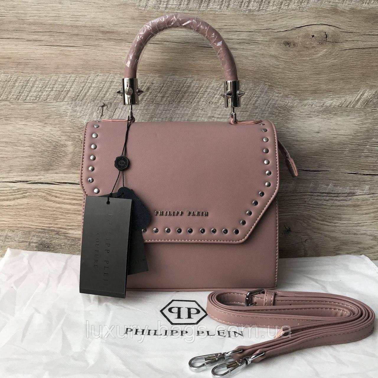 Жіноча стильна сумка Philipp Plein