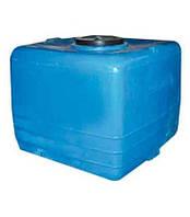 Консенсус ОD KUB - 350л - Емкость кубическая пластиковая