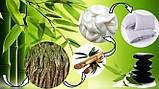 Одеяло 195х215 Летнее SAGANO (Сагано) бамбуковое волокно, микрофибра, евро, легкое, практичное, фото 5