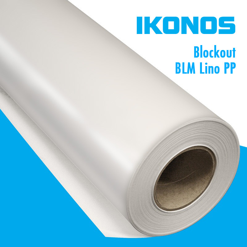 Пленка IKONOS Proficoat Blockout BLM Lino PP  0,914х30м