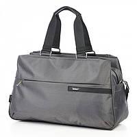 Дорожная сумка в спортивном стиле с плечевым ремнем спереди карман 3 отдела 47 х 29 х 15 см Dolly 701