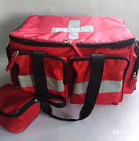 Медицинская сумка укладка. Модель А011