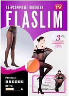 Колготки женские ElaSlim черные SKL11-237089