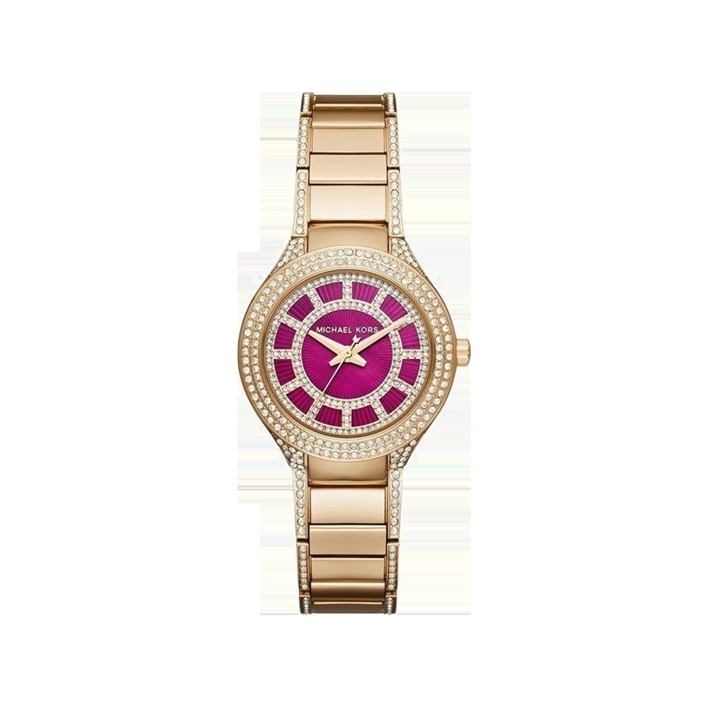 Женские часы Michael Kors MK3442 Золотистый