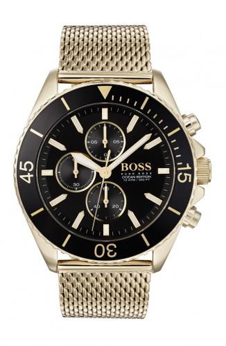 Мужские часы Hugo Boss HB1513703 Золотистый