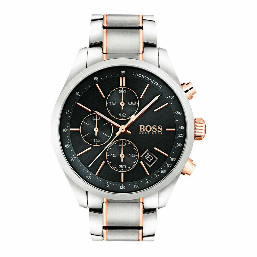 Мужские часы Hugo Boss HB1513473 Серебристый