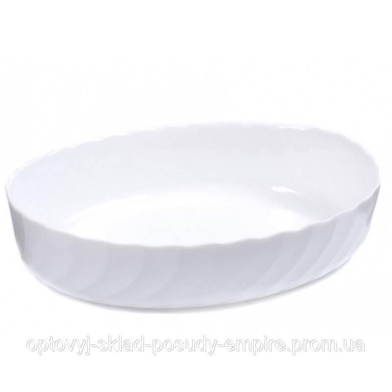 Блюдо глубокое для запекания 22х16см Luminarc Trianon P4017