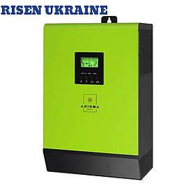 Сетевой инвертор + Резерв 5кВт, 48В, ISGRID 5000,- 2 MPPT трекера- 6000Вт - макс. AXIOMA energy