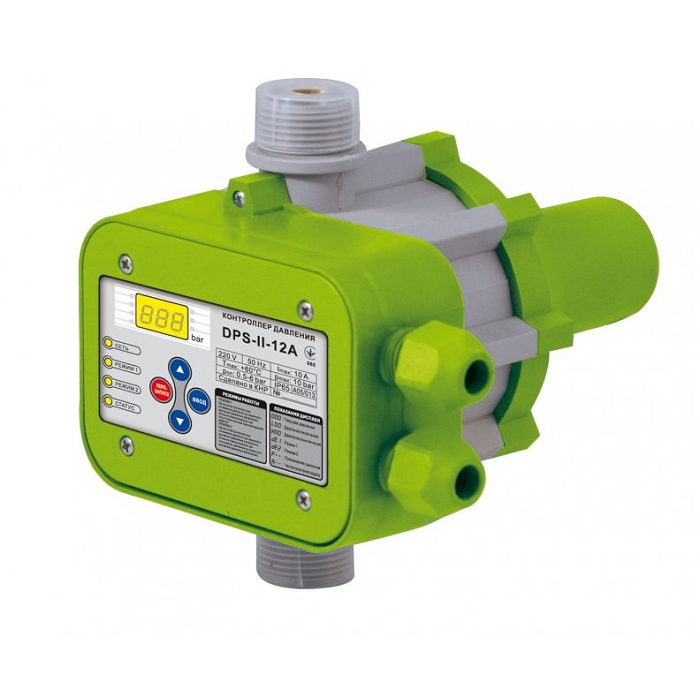 Контролер тиску DPS-II-12A Насоси плюс обладнання