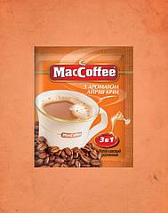 Маккофе 3 в 1 Айриш крем кофейный напиток 20 пакетиков