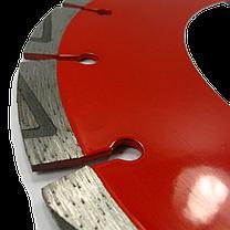Алмазный диск по бетону 230 мм Baumesser Ziegelstein Pro 1A1RSS, фото 2