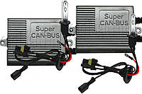 Комплект ксенона SUPER CAN-BUS slim 35W 9-12V