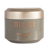База для гель лака Milano Luxury Rubber Base Gel, 30 мл