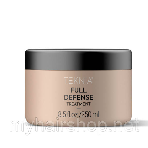 Маска для защиты волос Lakmé Teknia Full Defense treatment 250 мл