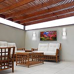 Архітектурний LED світильник Feron DH012 2x3W 4000K Білий, фото 5