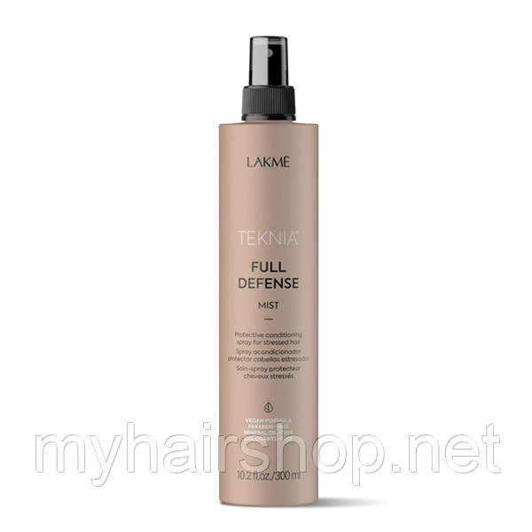 Спрей-кондиционер для защиты волос Lakme Teknia Full Defense Mist 300 мл