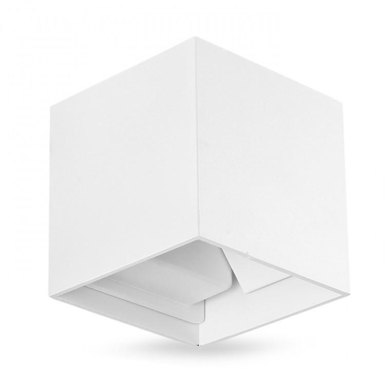 Архітектурний LED світильник Feron DH012 2x3W 4000K Білий